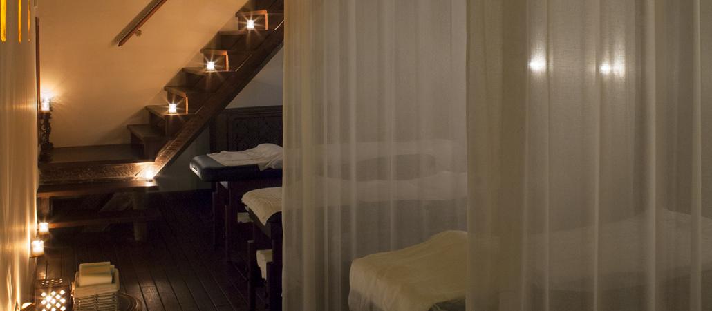 Sala de masajes Foto: Web Aire de Sevilla