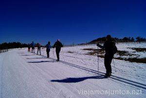 24 horas en la Sierra de Guadarrama dan para mucho