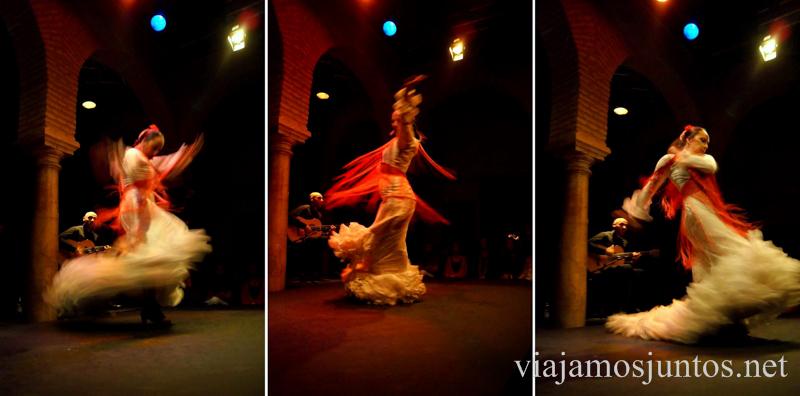 Pasión... Museo del Baile Flamenco. Sevilla #SevillaInside