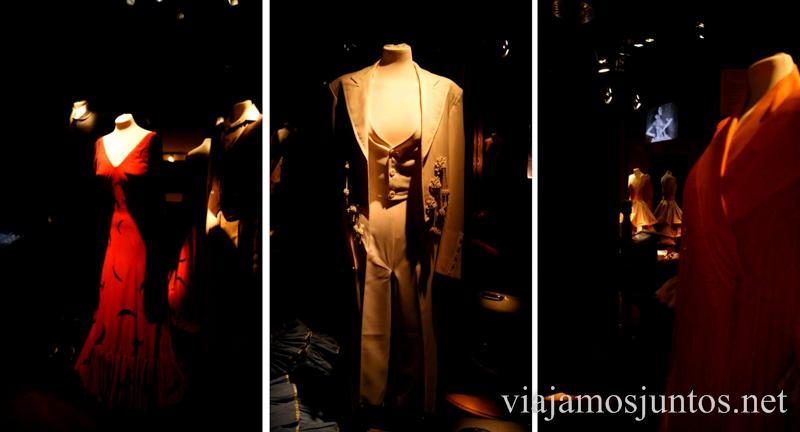 Fijaos en tallas...  Museo del Baile Flamenco. Sevilla #SevillaInside