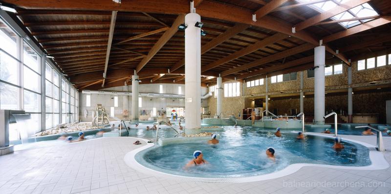 Piscinas interiores Balneario de Archena, Murcia #MaratónDelRelax #RumboSurJuntos