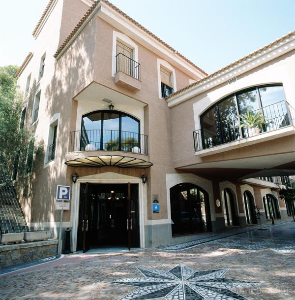 Hotel. Balneario de Archena, relax en Murcia