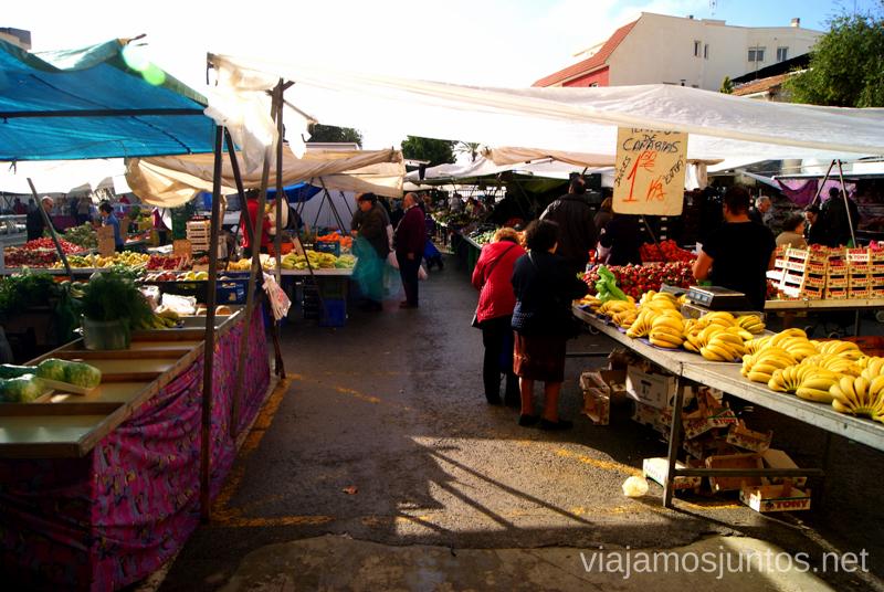 El mercado del sábado en Archena Balneario de Archena, Murcia #MaratónDelRelax #RumboSurJuntos