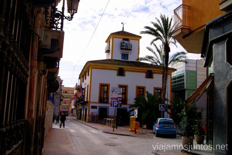 Las calles de Archena Balneario de Archena, Murcia #MaratónDelRelax #RumboSurJuntos