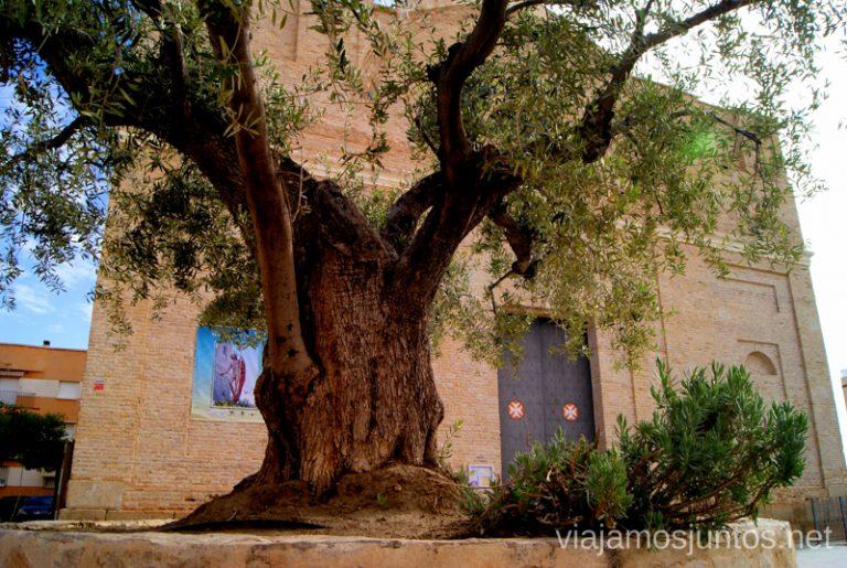 La iglesia de Archena Balneario de Archena, Murcia #MaratónDelRelax #RumboSurJuntos