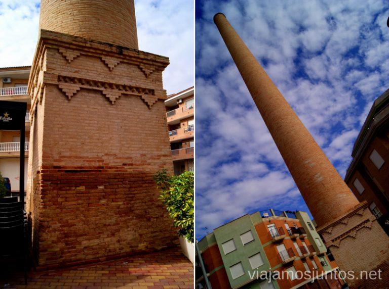 Las chimeneas de Archena Balneario de Archena, Murcia #MaratónDelRelax #RumboSurJuntos