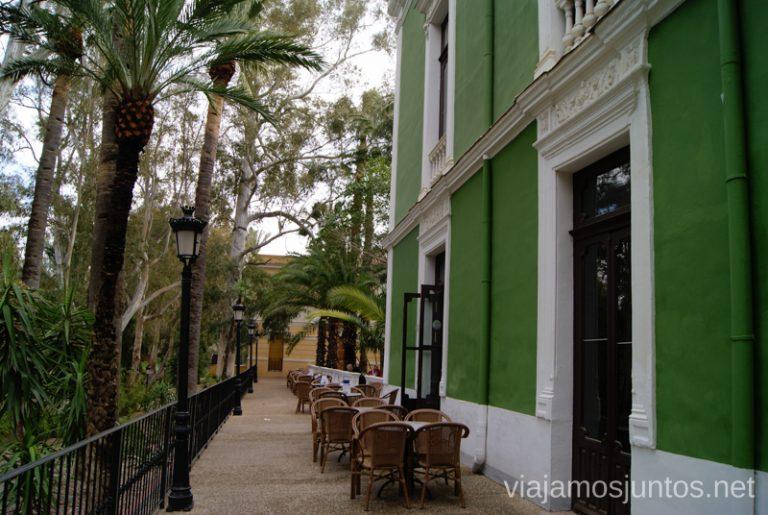 El Casino Balneario de Archena, Murcia #MaratónDelRelax #RumboSurJuntos