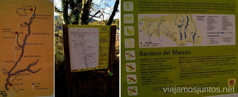 ¿Qué os apetece hoy? Ruta circular Camping el Puente - Rodellar. Huesca, Aragón.
