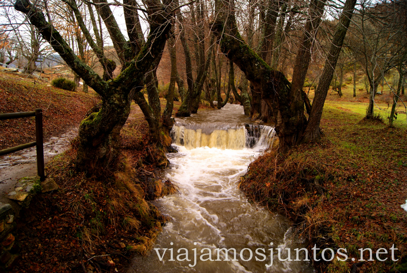 Sierra del Rincón Pueblos con encanto de la Sierra Norte de Madrid, Puebla de la Sierra, la Hiruela