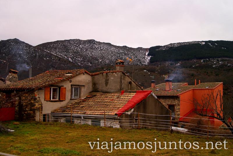 Nos vemos en la siguiente escapada por la Sierra del Rincón Pueblos con encanto de la Sierra Norte de Madrid, Puebla de la Sierra, la Hiruela