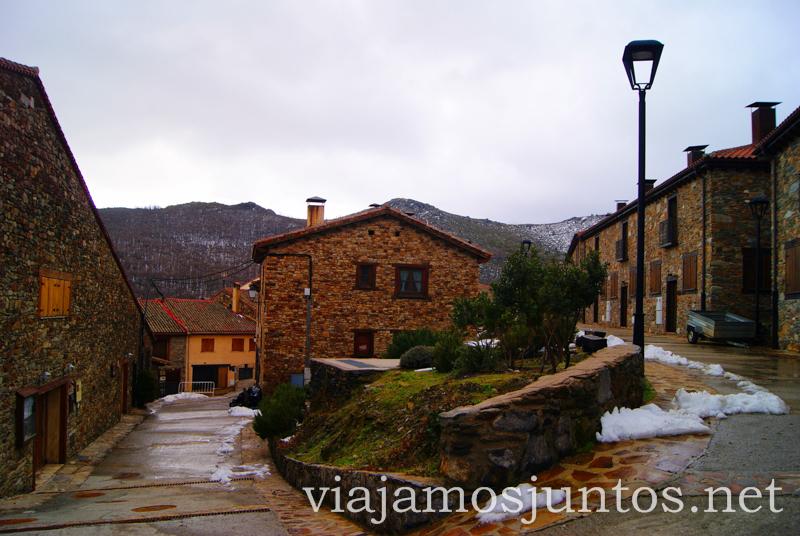 La Hiruela Pueblos con encanto de la Sierra Norte de Madrid, Puebla de la Sierra, la Hiruela