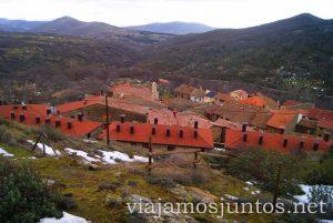 La Hiruela. Pueblos con encanto de la Sierra Norte de Madrid