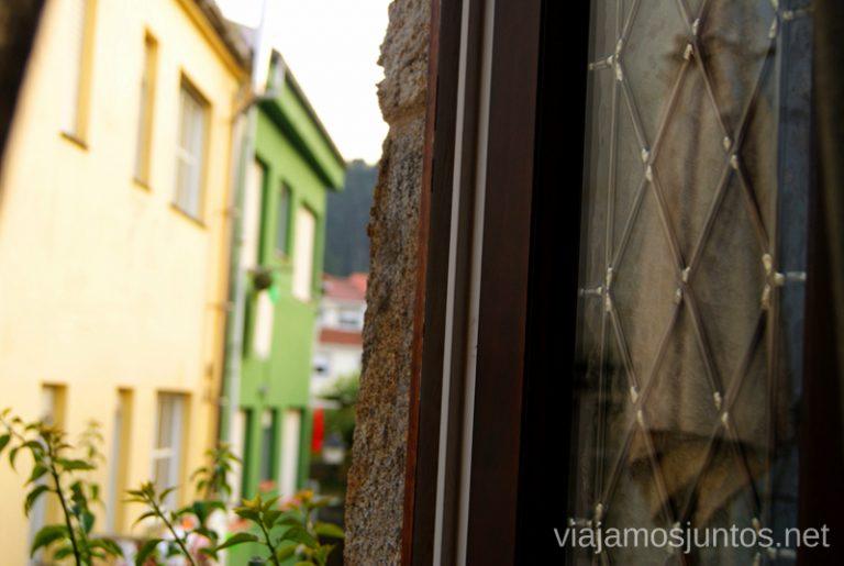 Vistas desde la casa Mejores playas de la Costa da Morta, Galicia