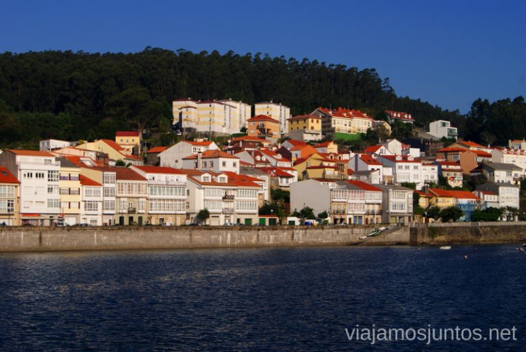 corcubión Mejores playas de la Costa da Morta, Galicia