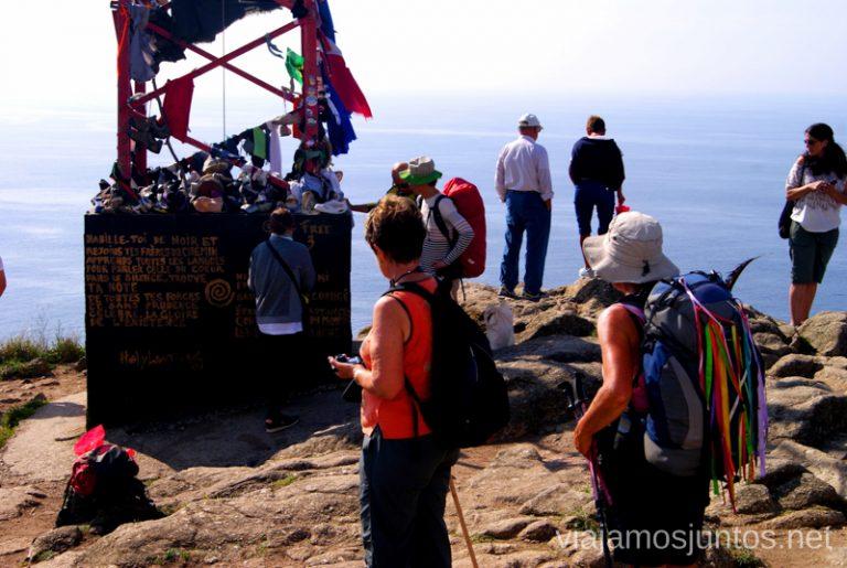 Finisterre abarrotado de gente... Mejores playas de la Costa da Morta, Galicia