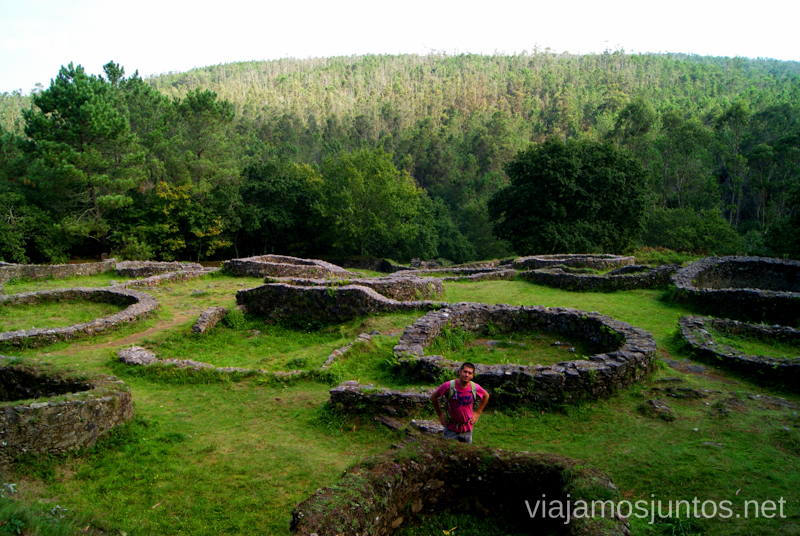 Asentamiento de Celtas Mejores playas de la Costa da Morta, Galicia