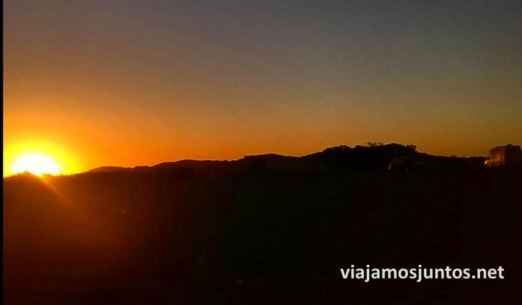 Atardeceres furgoneteros molones Playas de Valencia