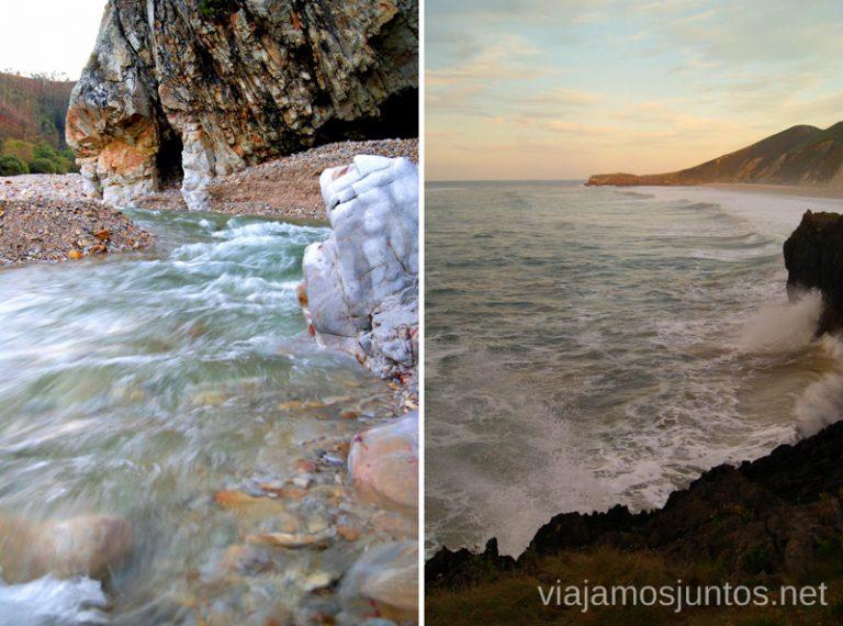 Maravillas playeras Asturias, que hacer, donde ir; montaña, playa, pueblos con encanto