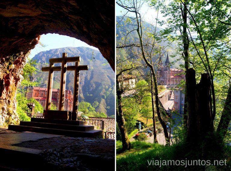 Las vistas de Covadonga Asturias, que hacer, donde ir; montaña, playa, pueblos con encanto