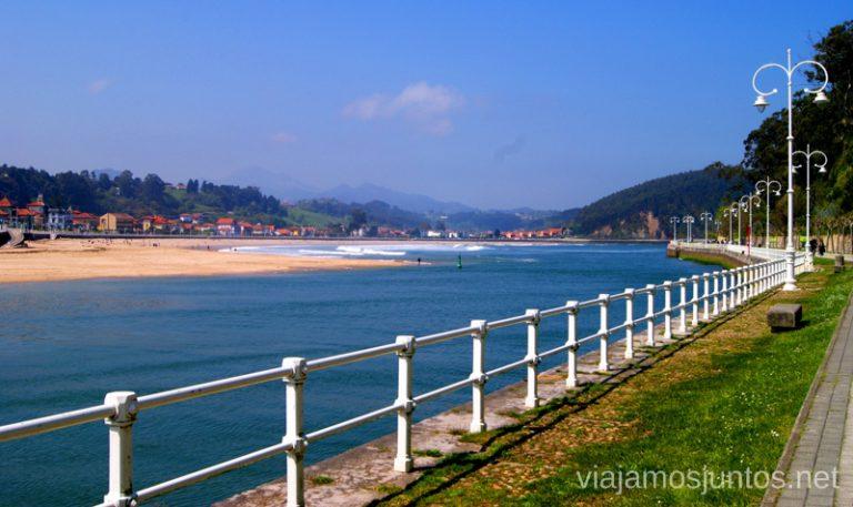 """Un paseo """"urbano"""" de Ribadesella Asturias, que hacer, donde ir; montaña, playa, pueblos con encanto"""