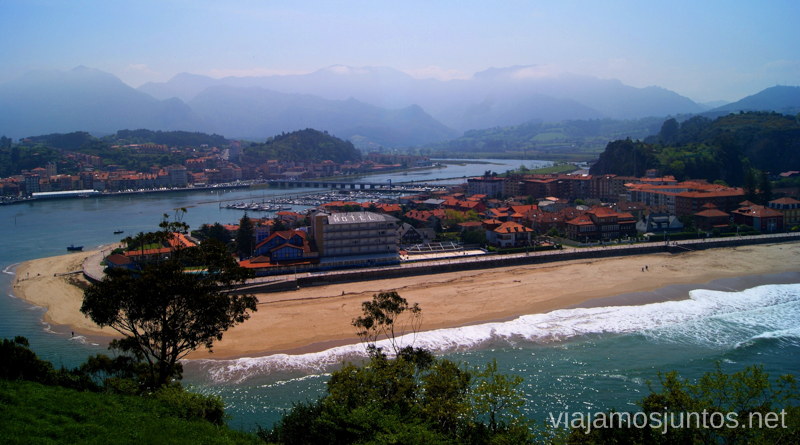 ¿Para qué salir de España? Aquí, las playas paradisíacas Asturias, que hacer, donde ir; montaña, playa, pueblos con encanto