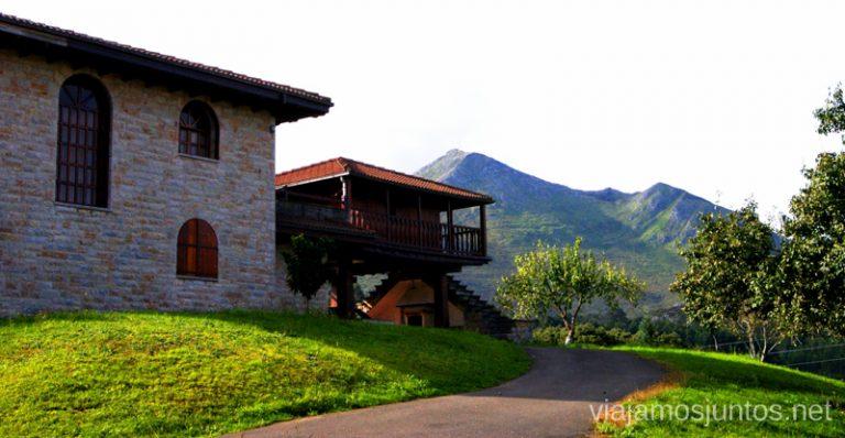 La casita en Porrúa Asturias, que hacer, donde ir; montaña, playa, pueblos con encanto