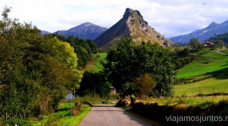 Camino de vuelta con vistas Asturias, que hacer, donde ir; montaña, playa, pueblos con encanto