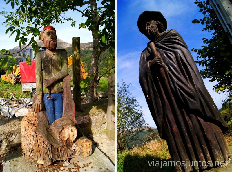 Ruta Encantada. Asturias, que hacer, donde ir; montaña, playa, pueblos con encanto
