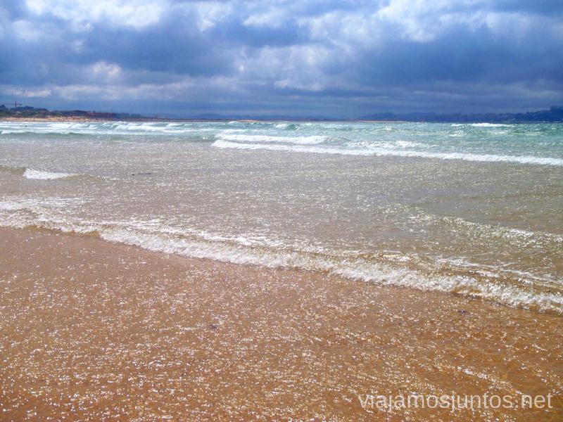 Somo, Cantabria; las playas más brillantes que he visto Somo, destino de surf. Cantabria. Donde ir de playa en verano