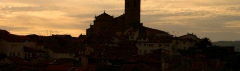 Vistas de Hervás desde la calle de los perros feroces Hervás, Extremadura, que ver y hacer. Pueblos con encanto