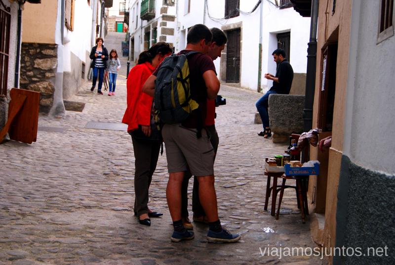 Regateando... Hervás, Extremadura, que ver y hacer. Pueblos con encanto