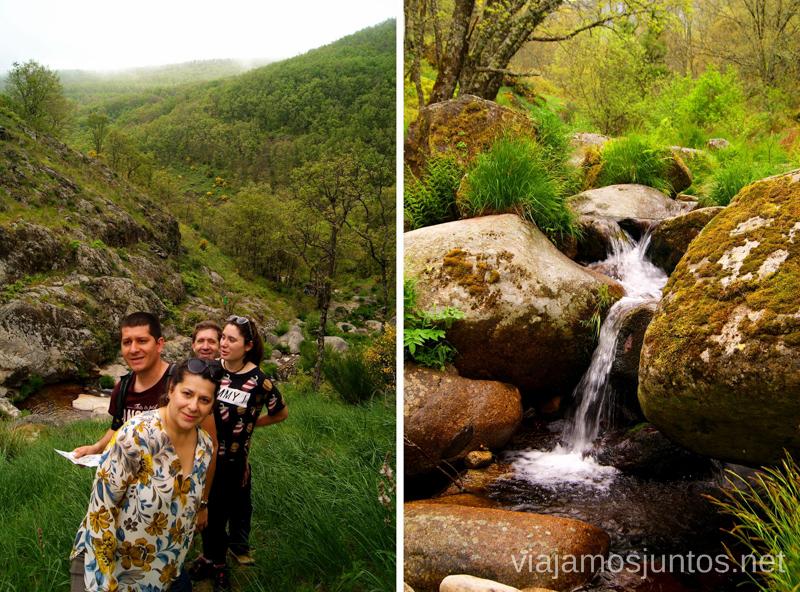 Ruta hacía la Chorrera - para toda familia Hervás, Extremadura, que ver y hacer. Pueblos con encanto