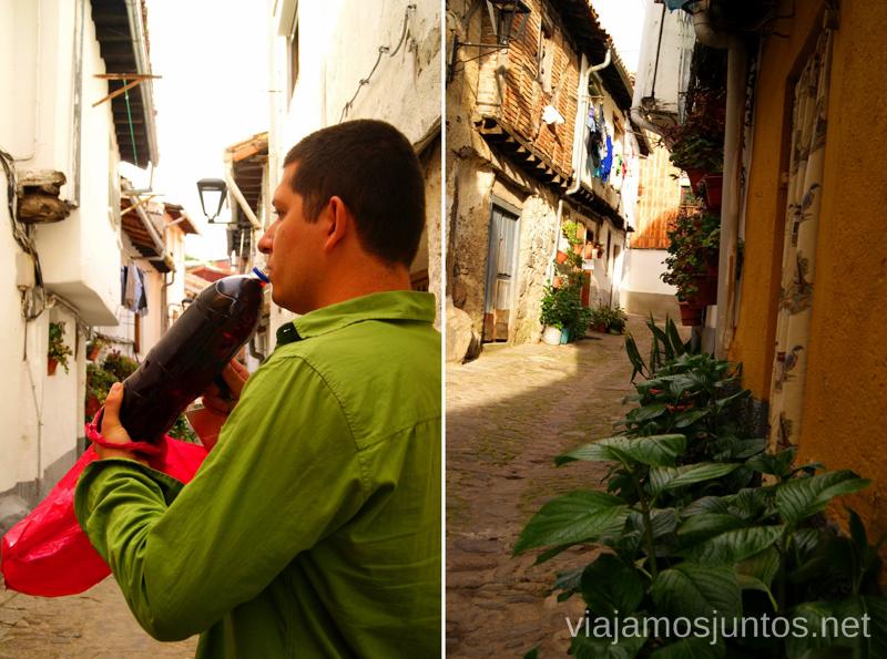 Degustando... Hervás, Extremadura, que ver y hacer. Pueblos con encanto