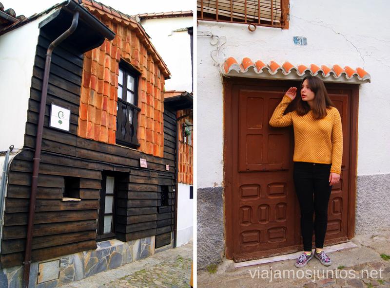 Comprobando alturas Hervás, Extremadura, que ver y hacer. Pueblos con encanto