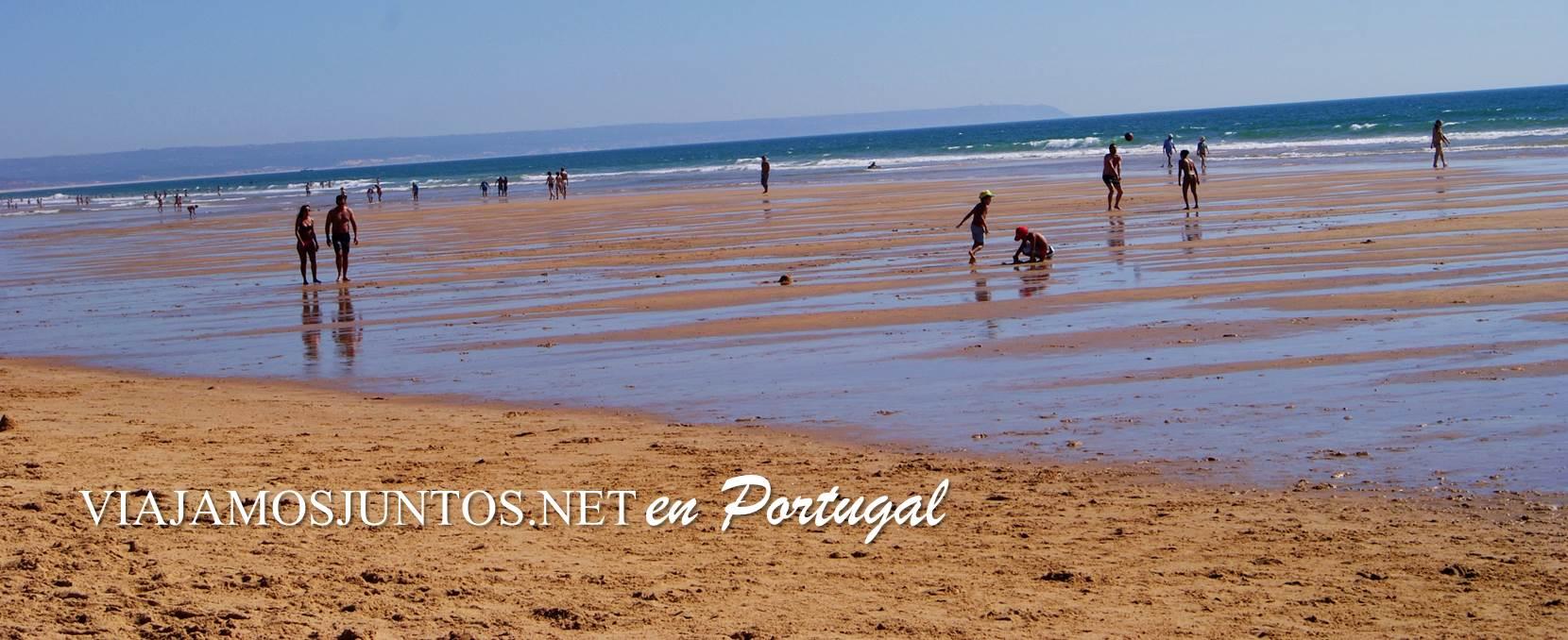 Las playas de Caparica Mejores playas de la Península Ibérica