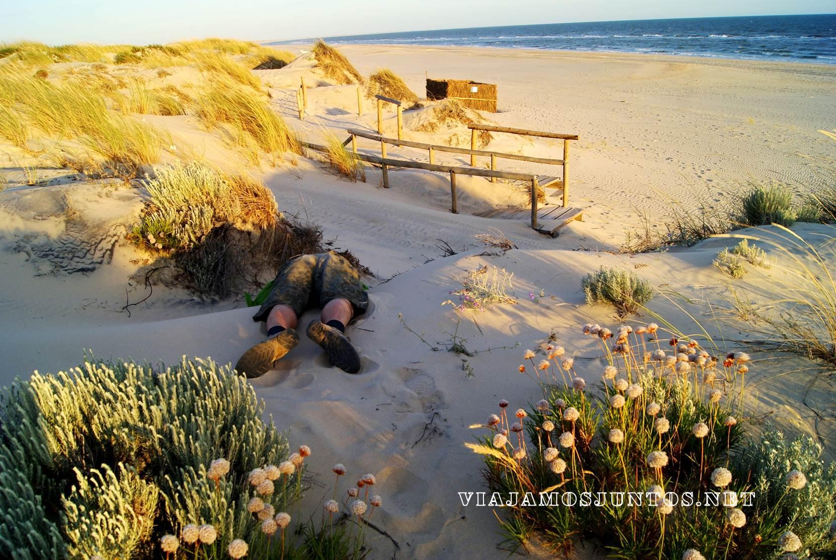 Dunas de Huelva Mejores playas de la Península Ibérica