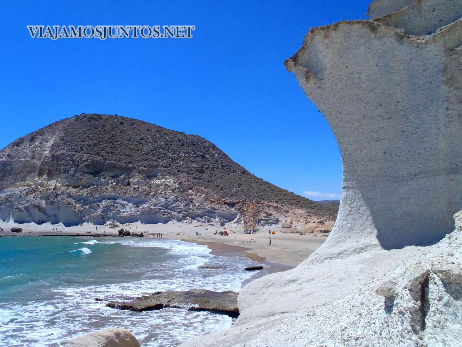 Fantasía en la playa Mejores playas de la Península Ibérica