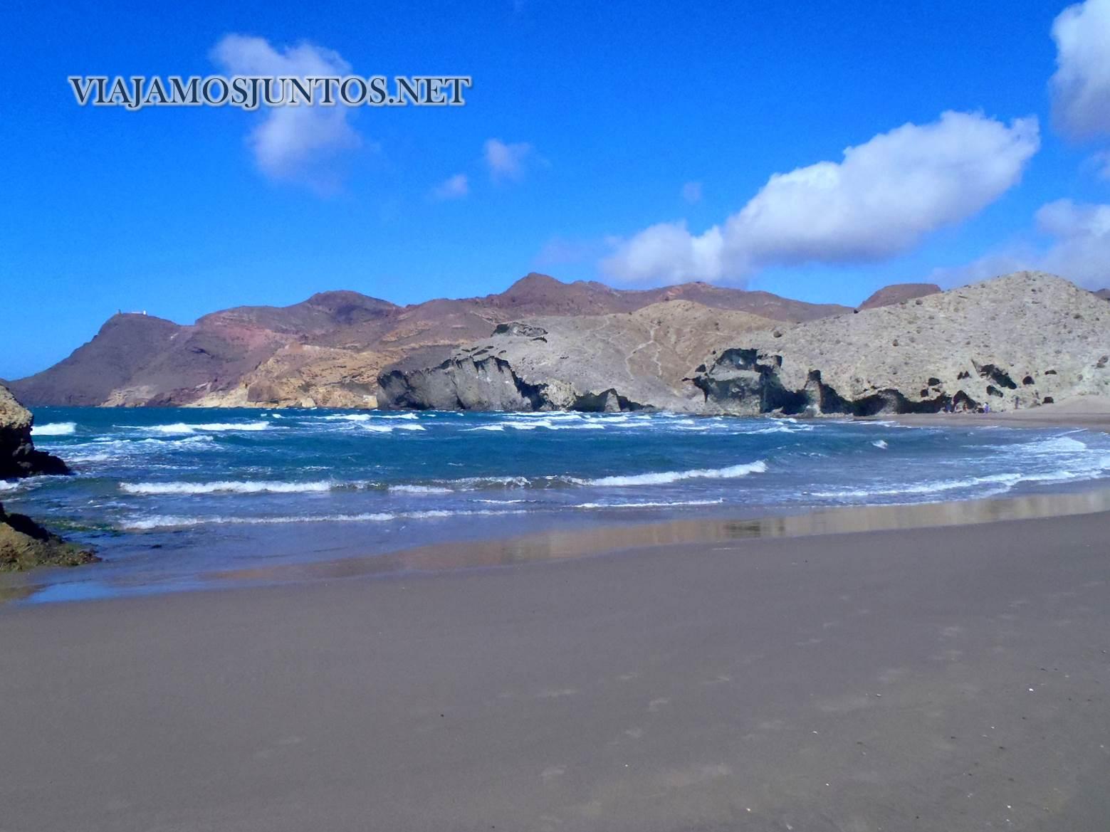 Playas del Cabo de Gata Mejores playas de la Península Ibérica