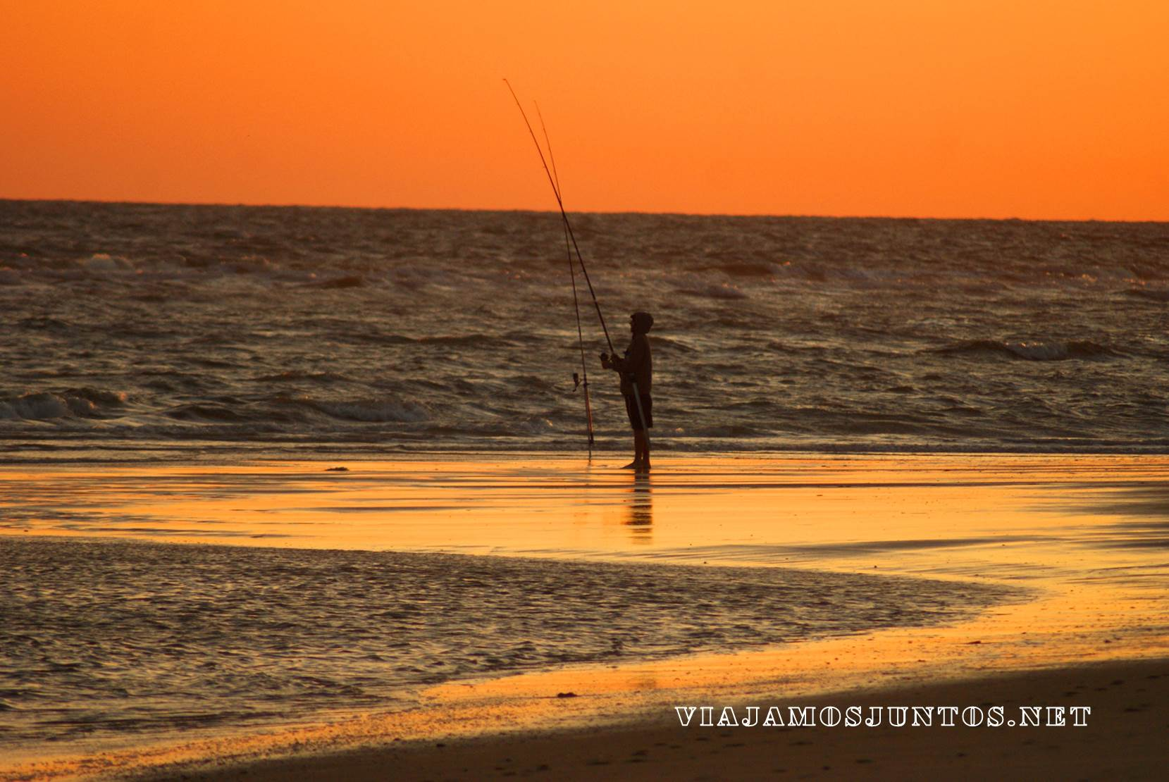En la playa inaccesible de Doñana Mejores playas de la Península Ibérica
