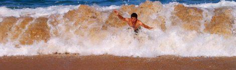 Jugando con el Océano Mejores playas de la Península Ibérica
