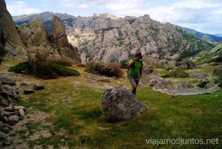Rutas para todos los gustos en la Pedriza Parque de la Cuenca Alta del Manzanares y Manzanares el Real, Madrid