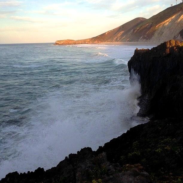 Playas bravas Playas de la Península Ibérica