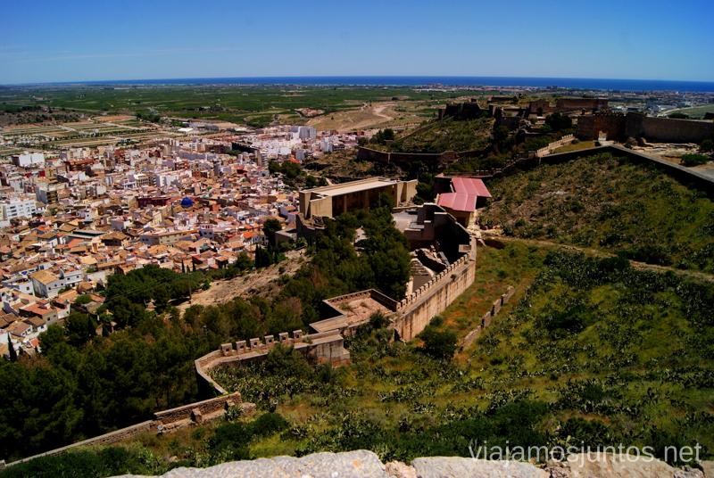 Sagunto la ciudad portuaria valencia for Oficina turismo sagunto