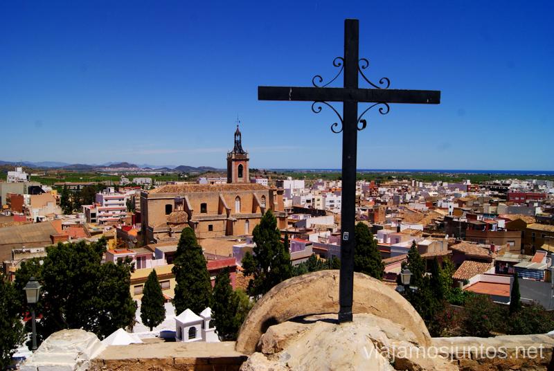 Que ver y que hacer en Sagunto, Valencia.