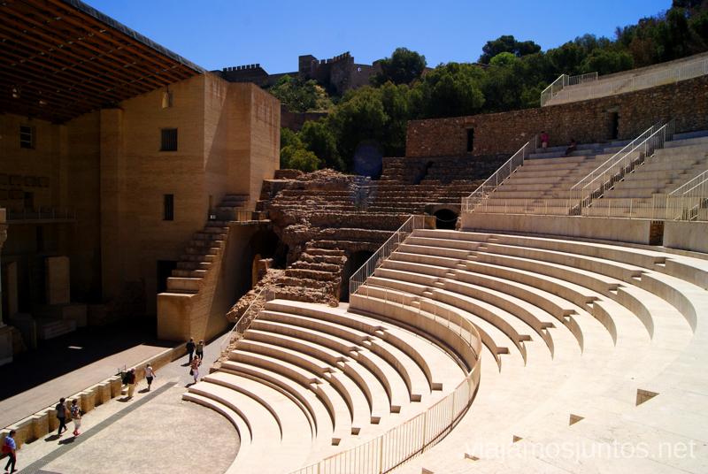 El Teatro Romano Que ver y que hacer en Sagunto, Valencia.