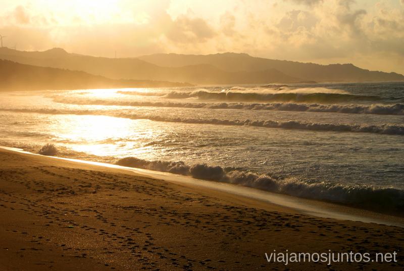 Playa de la Traba Mejores playas de la Costa da Morta, Galicia