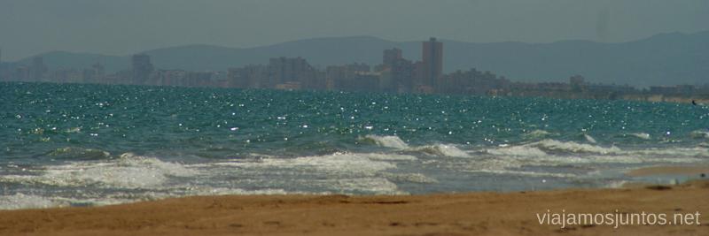 Vistas urbanistas Valencia