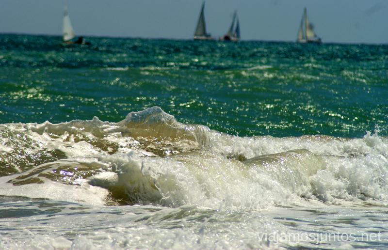 Un día de buen tiempo y viento Valencia