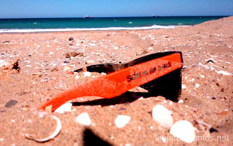 ... on the beach - whatever ;) Las playas Valencianas