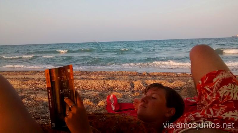 Días playeros Las playas Valencianas